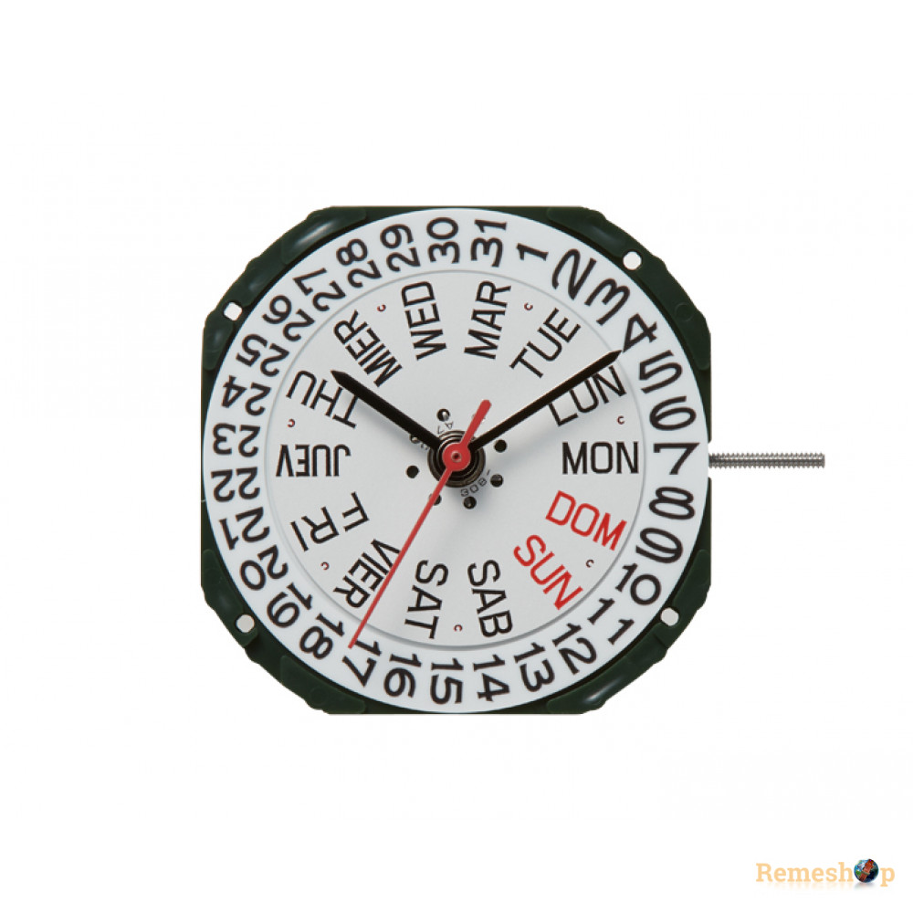 Часовой механизм MIYOTA 2305