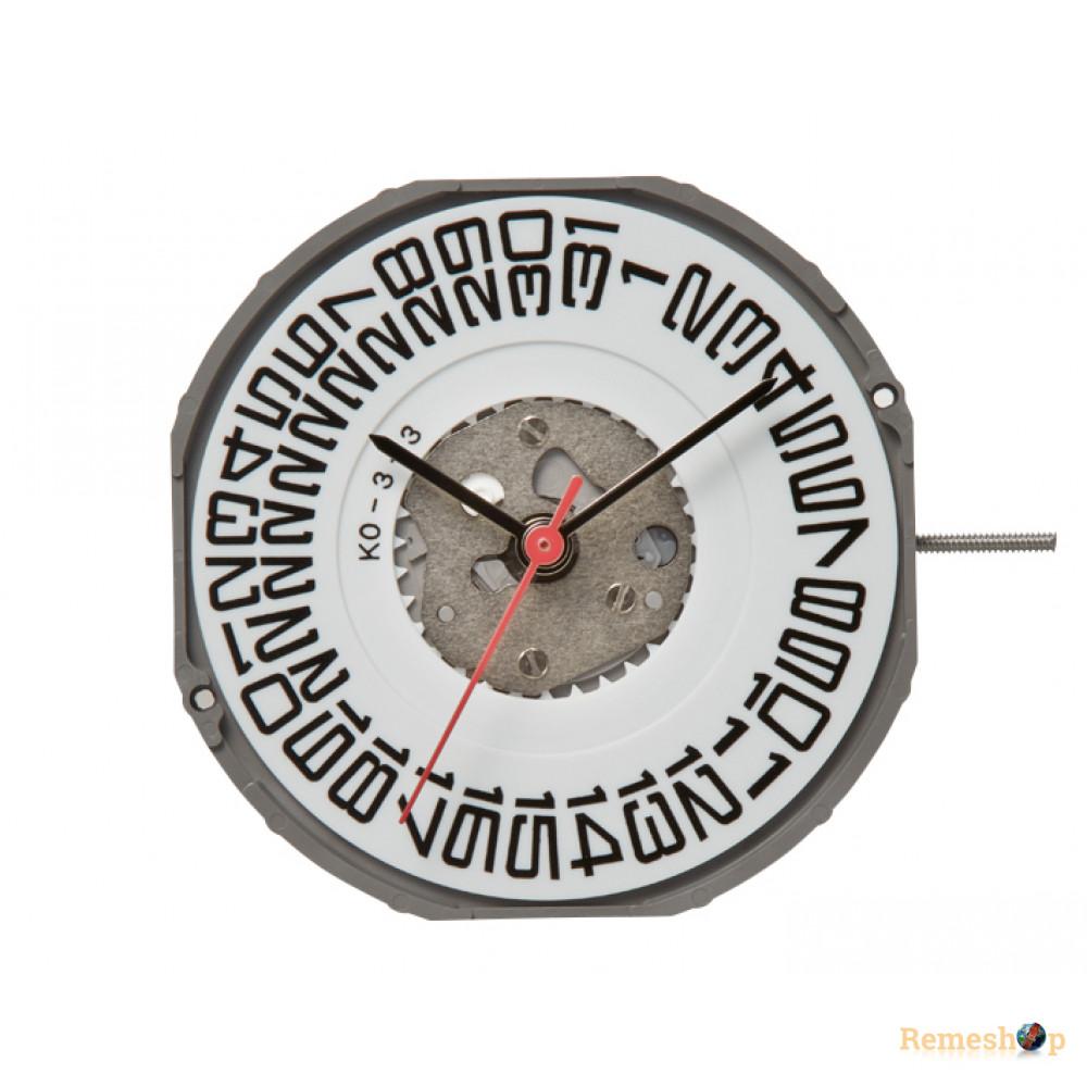 Часовой механизм MIYOTA 2453