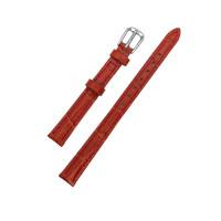 Ремешок кожаный AONO SAN 8801 3152 красный 14 мм