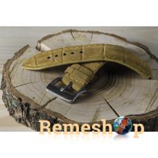 Ремешок Remeshop® Custome Crazy-Croc цвет кэмел  22 мм арт.5116
