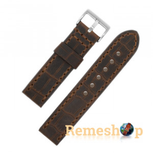 Ремешок Remeshop® HAND MADE WK-04 CR.03 24 мм арт 5624