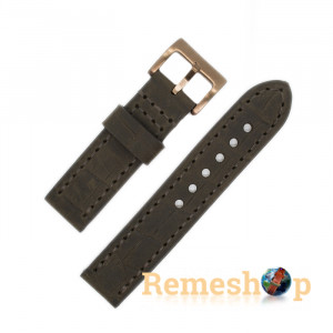 Ремешок Remeshop® HAND MADE WK-04 CR.02 24 мм арт 5622