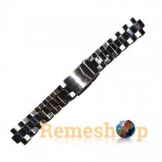 Браслет сталевий STAILER 3421 18 мм