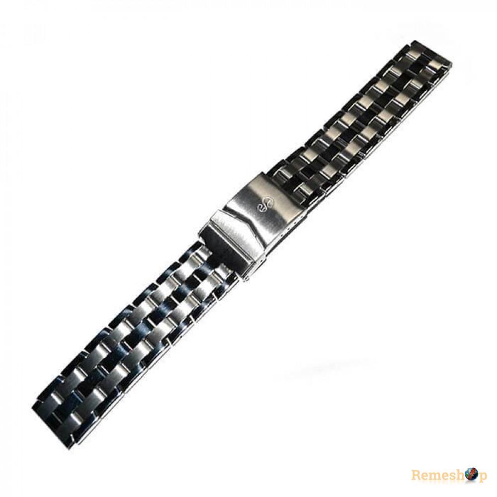 Браслет стальной INOX 3553 18 мм
