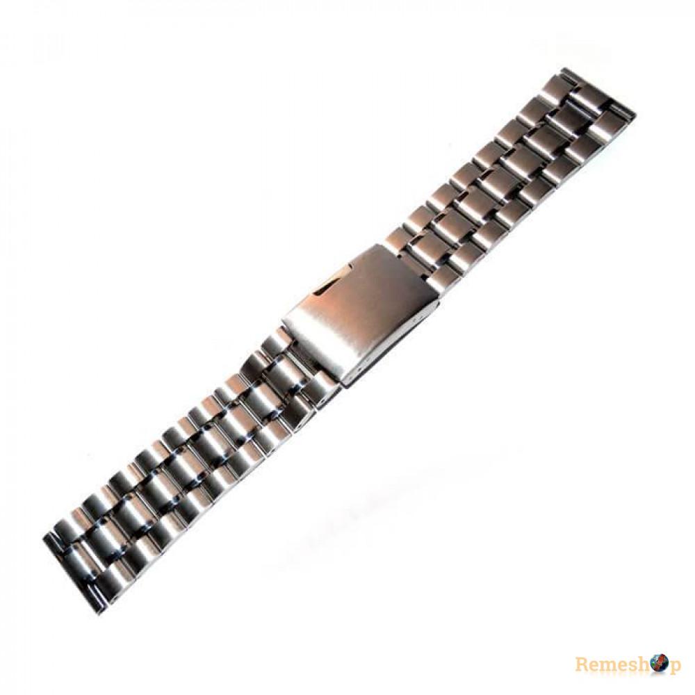 Браслет стальной Slava® 3786 24 мм