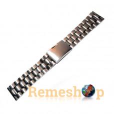 Браслет сталевий Slava® 3786 24 мм