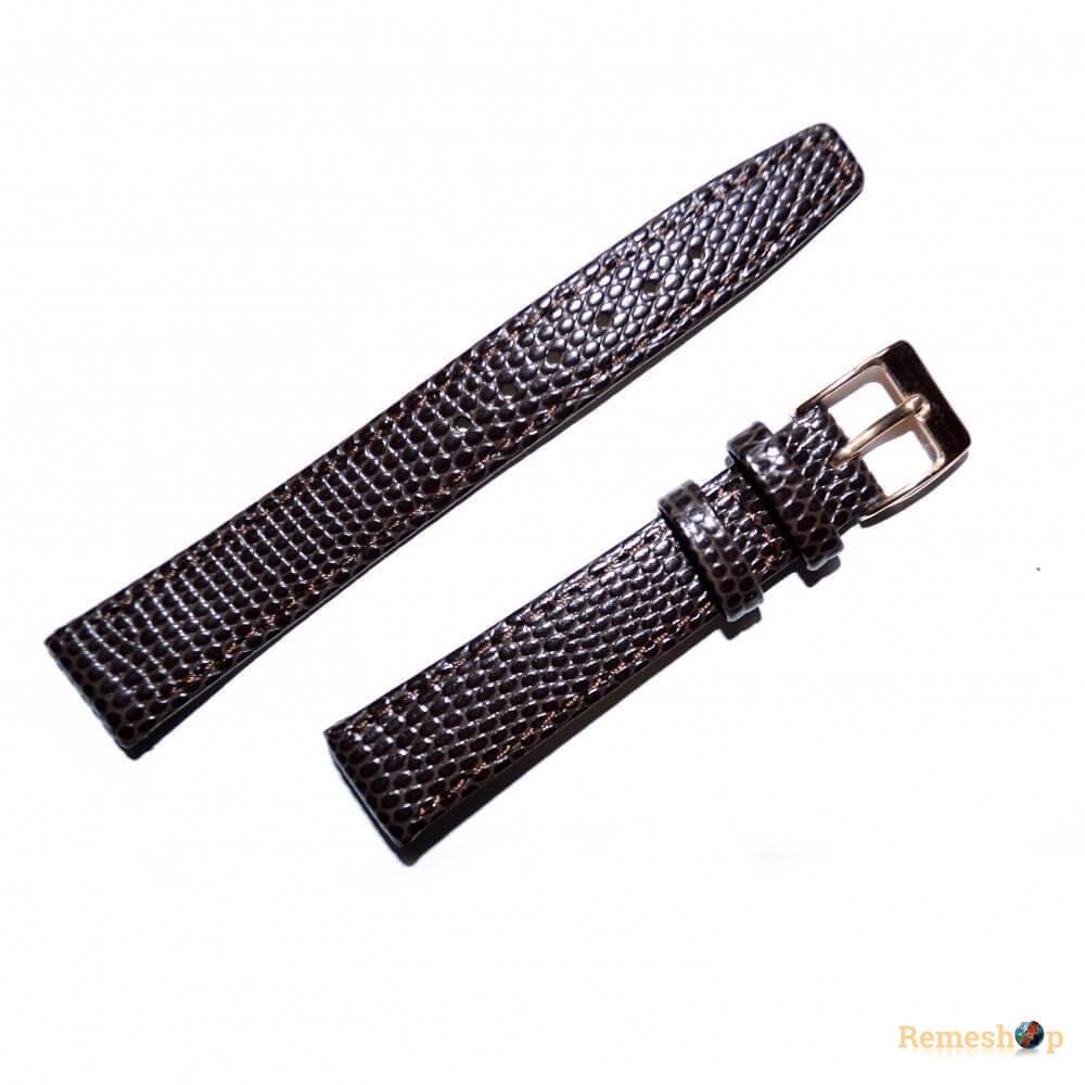 Ремешок кожаный ELEMENT 3630 коричневый темный 10 мм