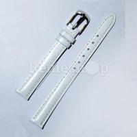 Ремешок кожаный HIHGTONE SH234 0821 белый 12 мм