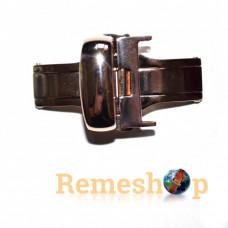 Застежка-автомат «Бабочка» Stailer DS-0353 1930 розовое золото 16 мм