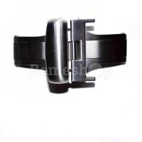 Застежка-автомат «Бабочка» Stailer DS-0355 5280 матовая сталь 22 мм