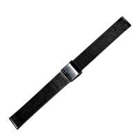 Браслет стальной Slava® 4555 черный 14 мм