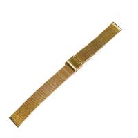 Браслет стальной Slava® 4535 BCV-06 золото 14 мм