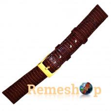 Ремешок кожаный BANDCO 15 коричневый 06 мм
