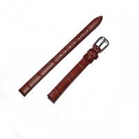 Ремешок кожаный AONO SAN 8801L 3235 коричневый светлый 08 мм
