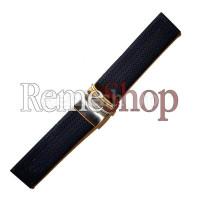 Ремешок каучуковый SPORT 2185 черный 18 мм