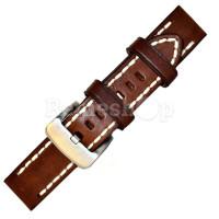 Ремешок  CONDOR SC319 коричневый 24 мм арт.719