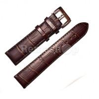 Ремешок кожаный ELEMENT 2830 коричневый светлый 18 мм