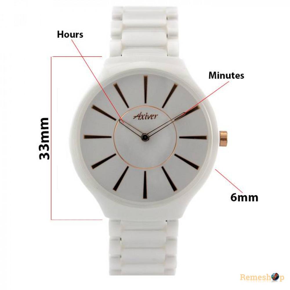 Часы керамические наручные Axiver® LK-001-002