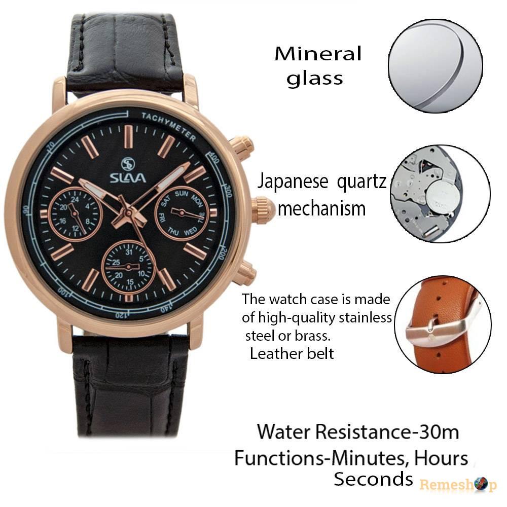 Часы Slava® SL10218