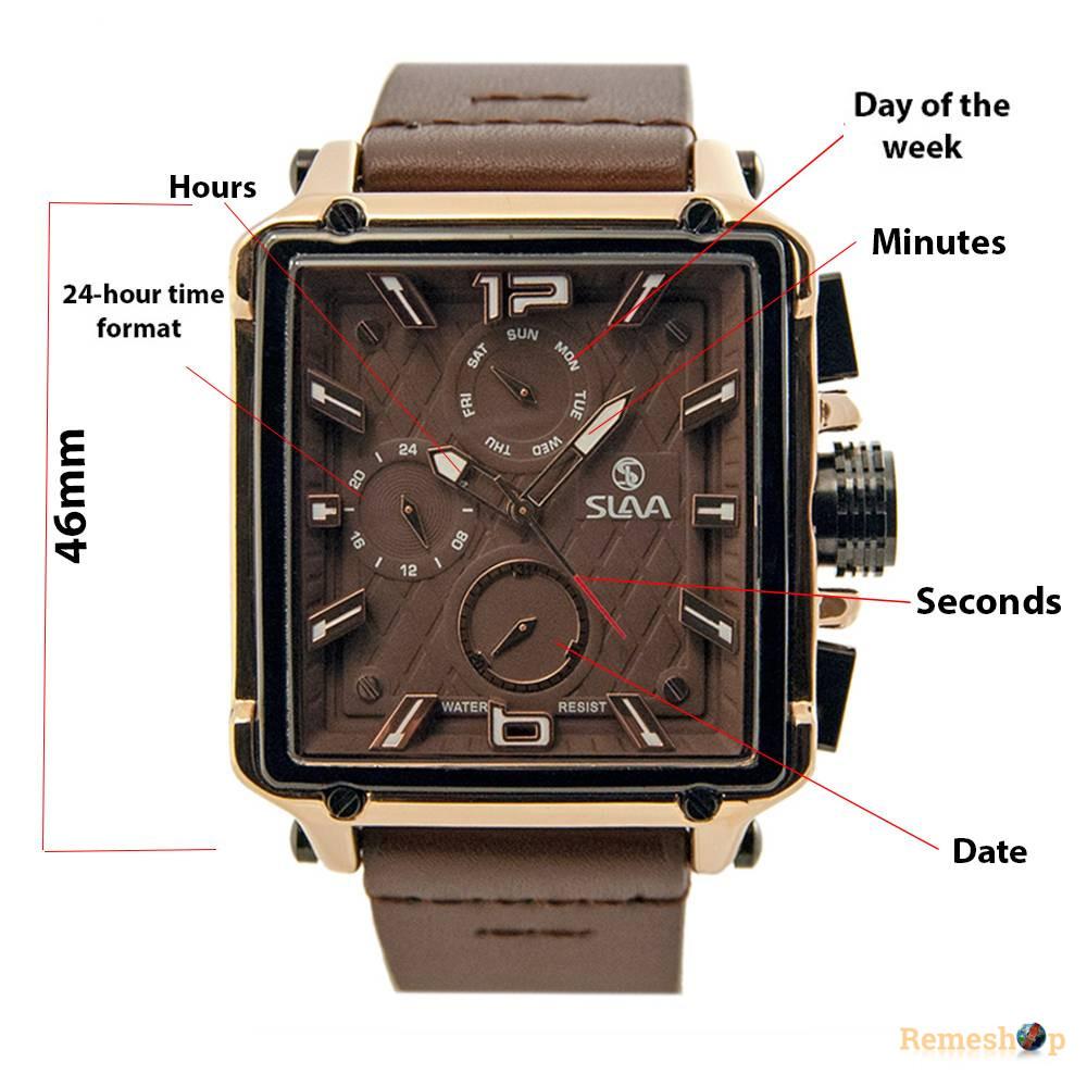 Часы Slava® SL10230