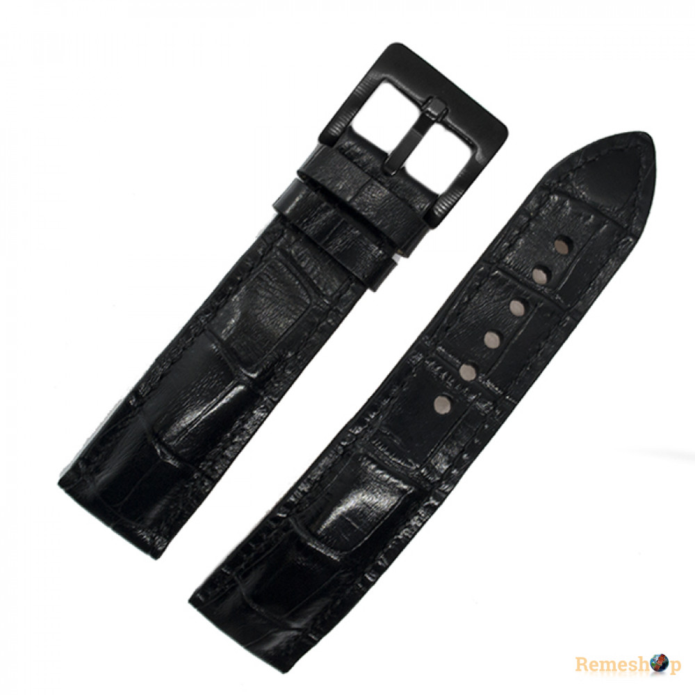 Ремешок Hand Made Clasic 01  Croc 22 мм арт.5076