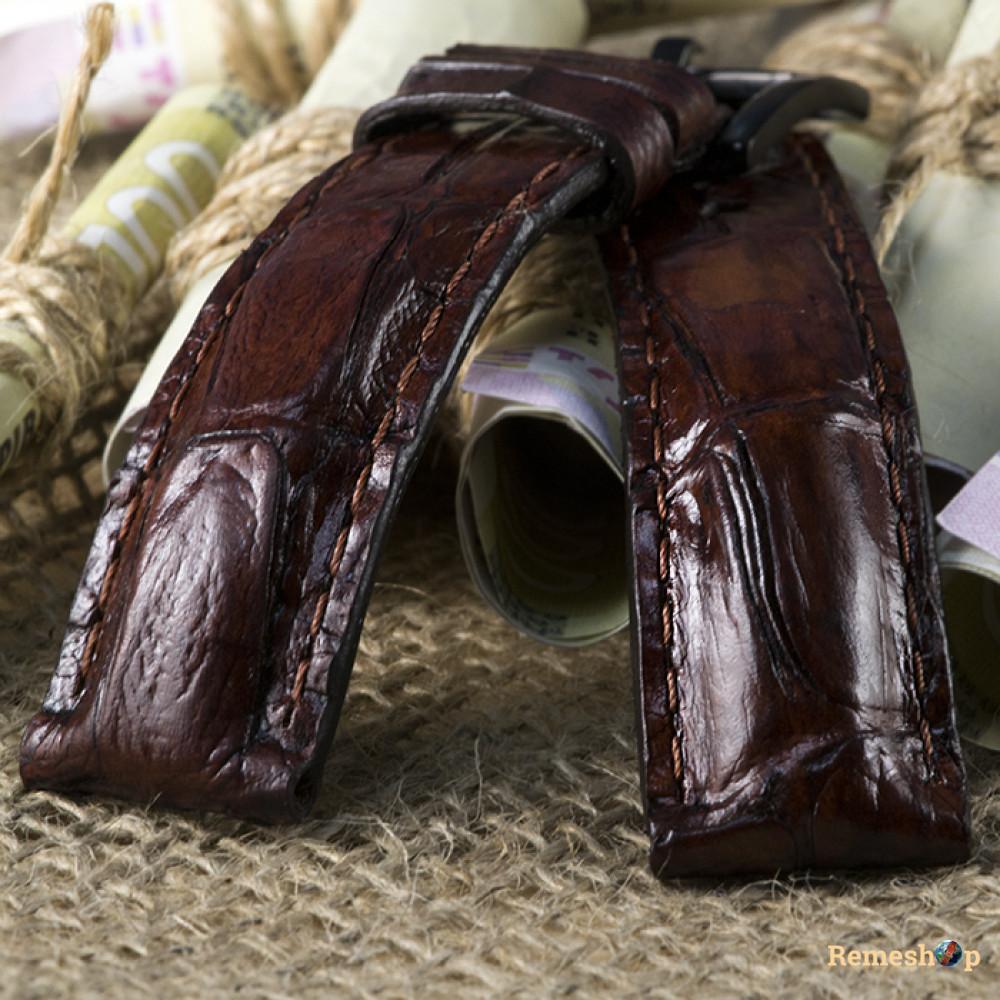Ремешок Hand Made Clasic 03 Croc 22 мм арт.5078