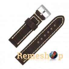 Ремінець Remeshop® HAND MADE WK-04 CR.02A 22 мм арт 5632