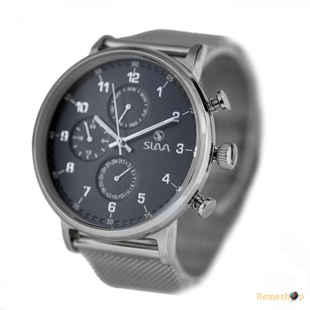 Годинник Slava® SL10303 SBL