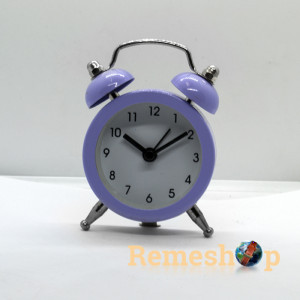 Ретро будильник мини  8802
