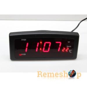Часы будильник Caixing CX-818 настольные