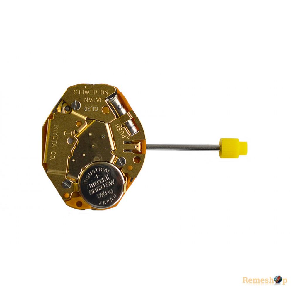 Часовой механизм MIYOTA GL20