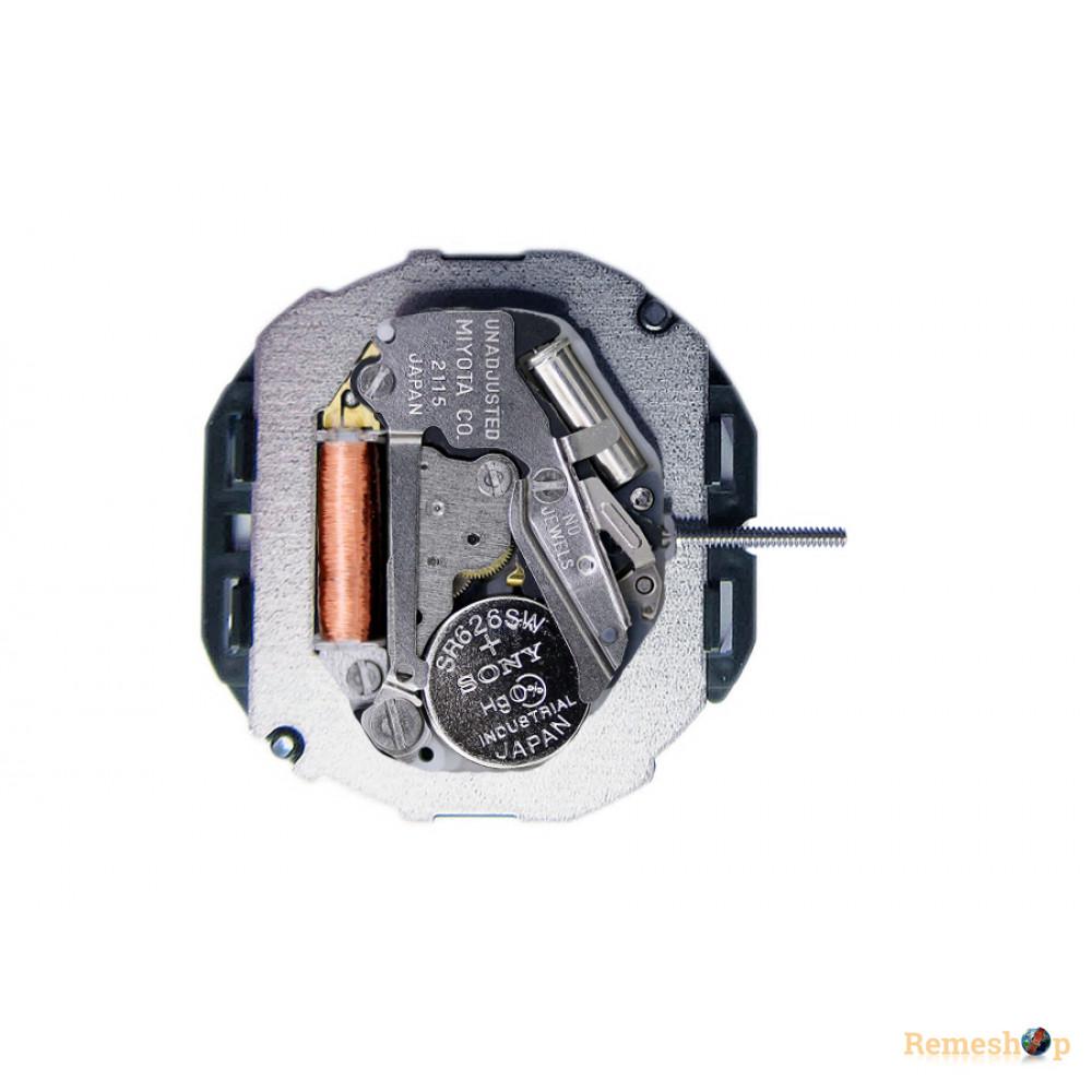 Часовой механизм MIYOTA 2115