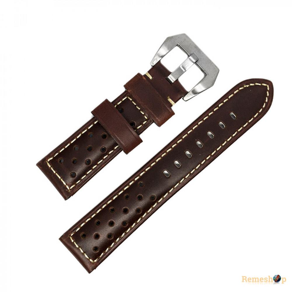 Ремешок кожаный Slava SL PAM79.02A.22 art 5955