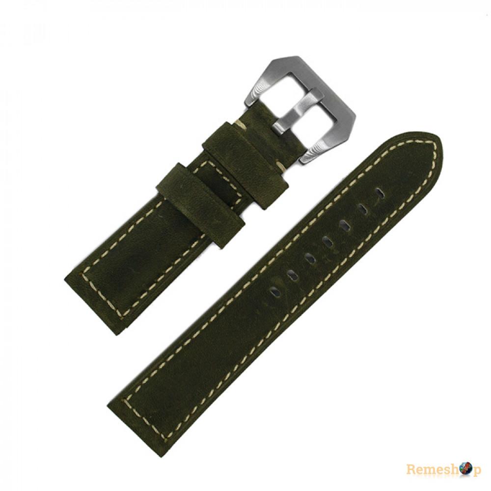 Ремешок кожаный Slava SL PAM P76.04A.22 art 5961