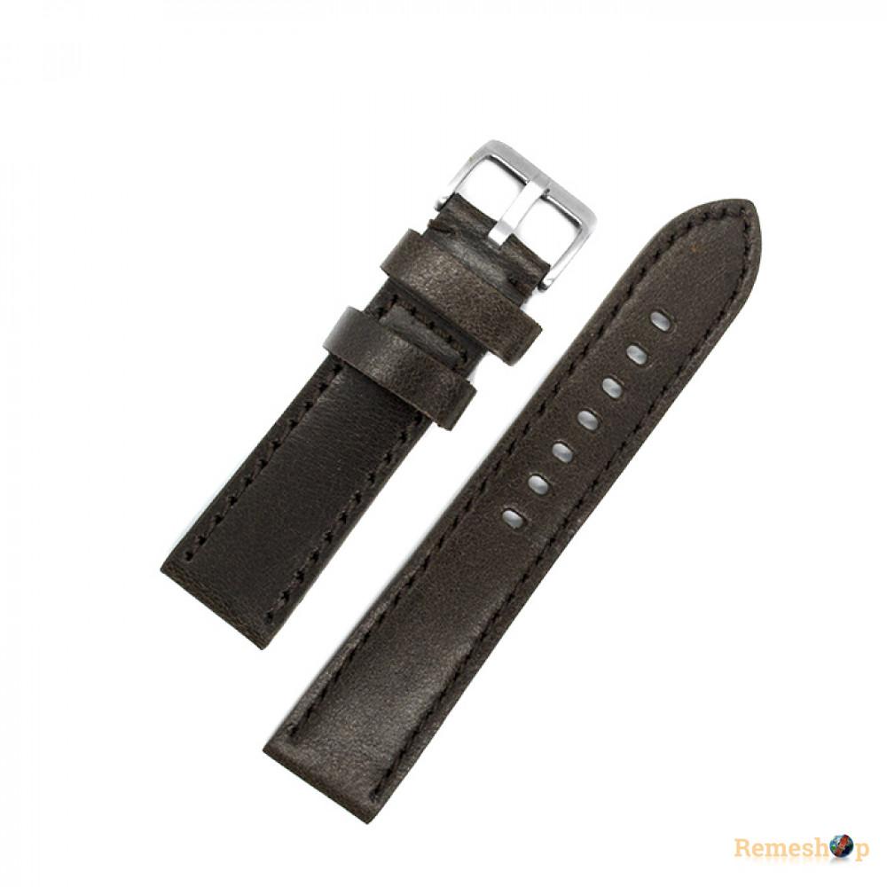 Ремешок кожаный Slava SL PAM P80.02.22 art 5951