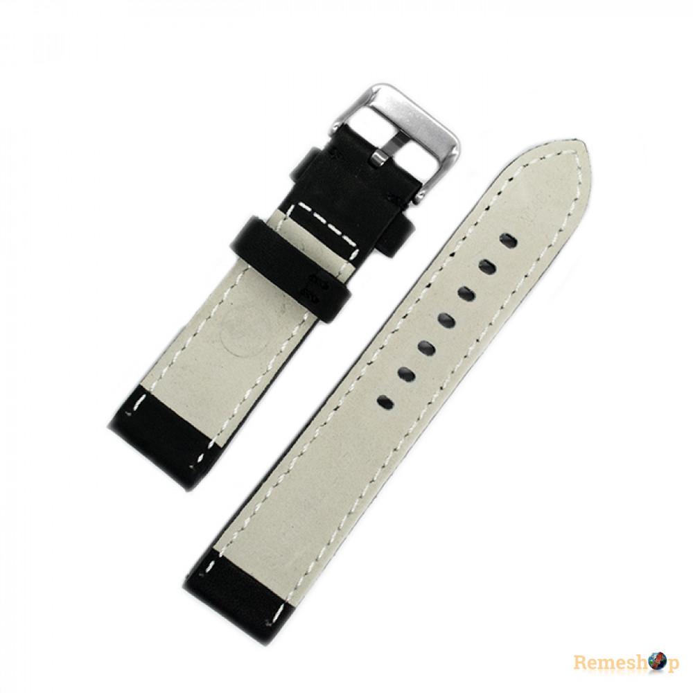 Ремешок кожаный Slava SL PAM W48.01.22 art 5953