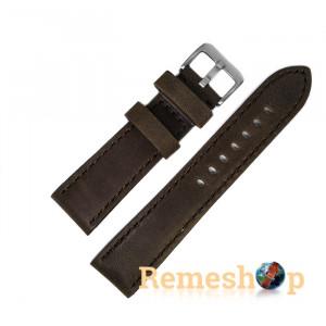 Ремешок кожаный Slava SL PAM W48.02.22 art 5950