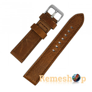 Ремешок кожаный Slava SL PAM W48.03.22 art 5957