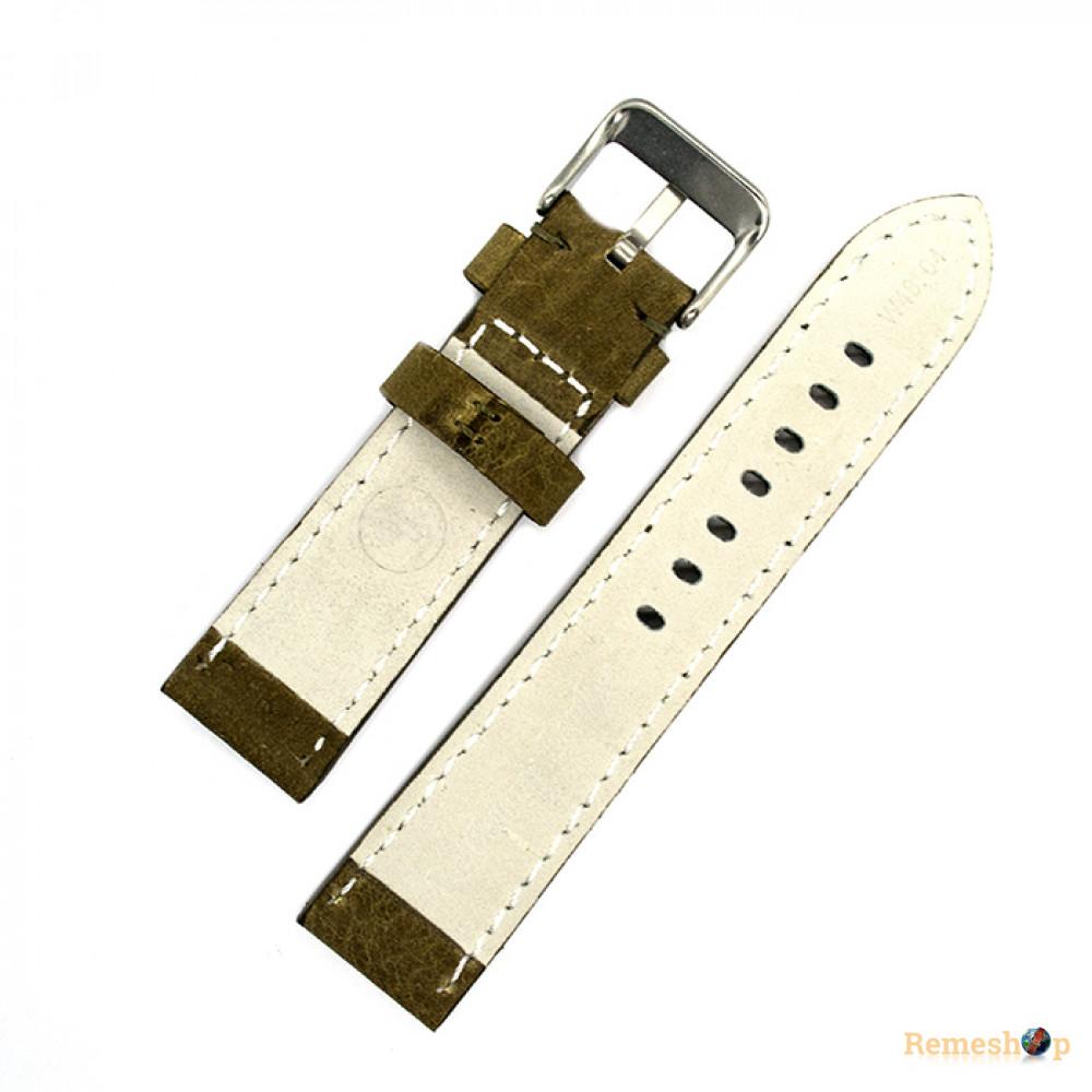 Ремешок кожаный Slava SL PAM W48.04.22 art 5960