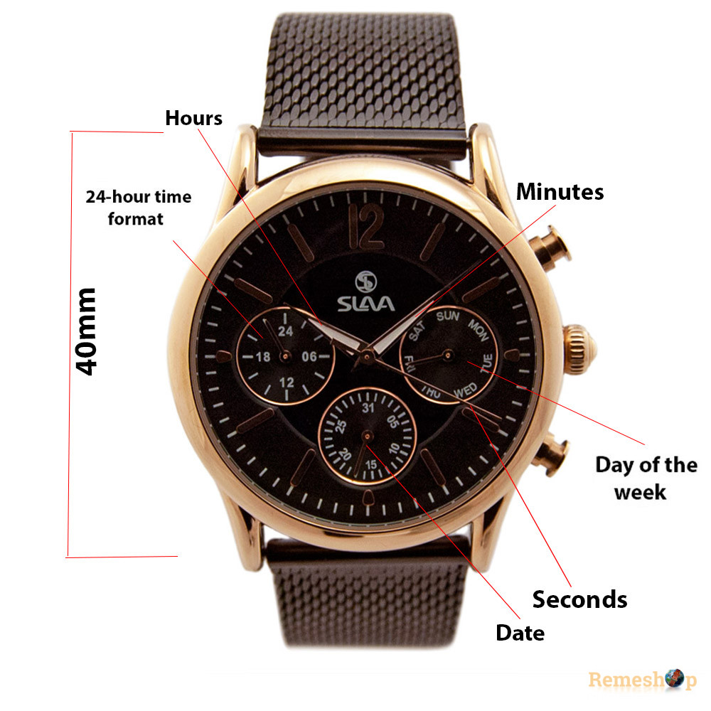 Часы Slava® SL10274