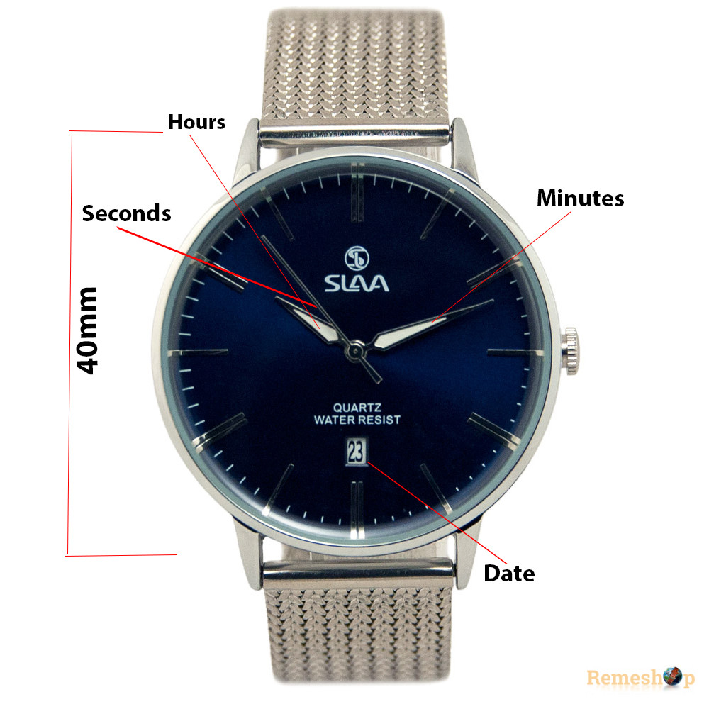 Часы Slava® SL10276