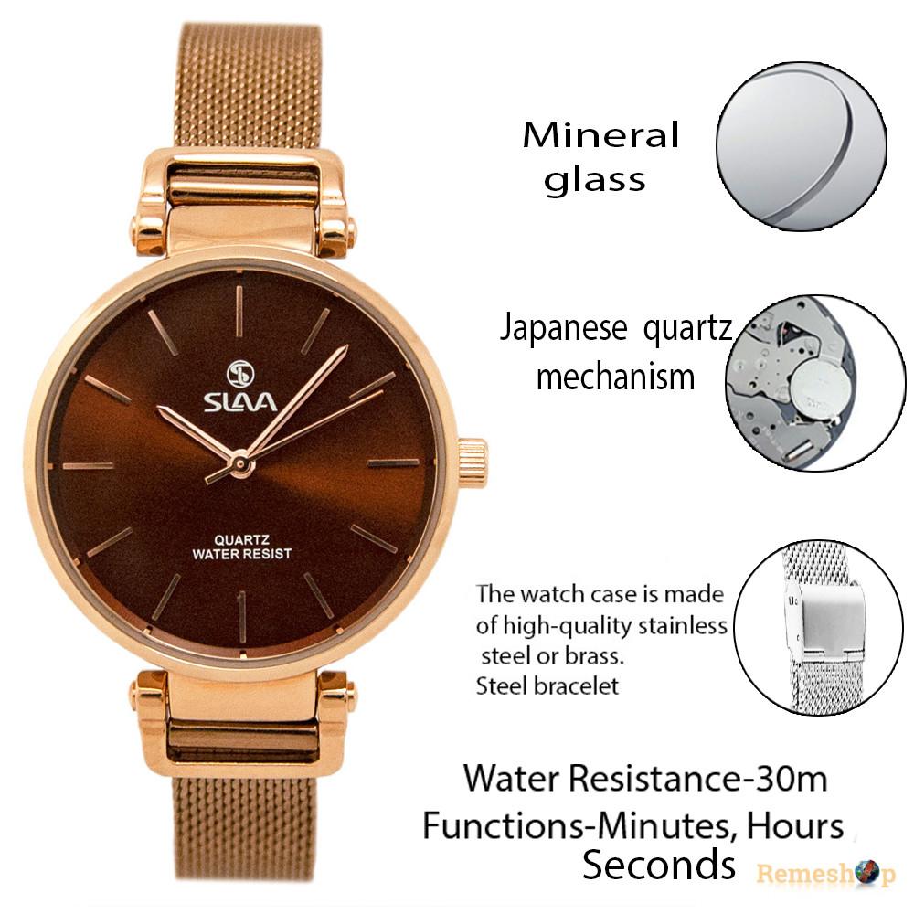 Часы Slava® SL10285